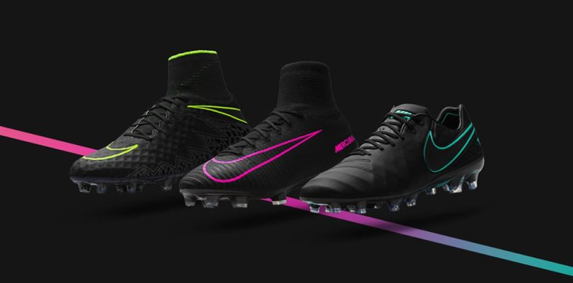 Nike Pitch Dark Pack released  Black football boots are here ... 80881885d