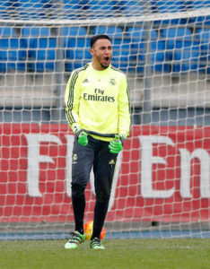 Real Madrid football boot squad profile