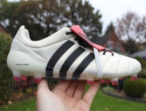 sélection premium 7392f 7dcb3 Adidas Predator Mania Champagne football boots review