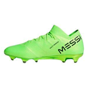 ae2c5438b Adidas Nemeziz Messi 18.1 football boots - side view