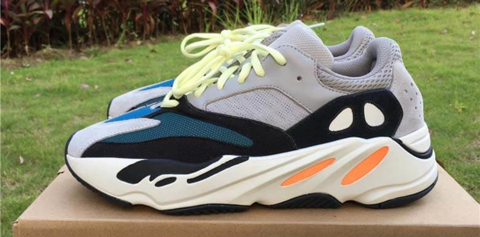 check out 4b837 15fba Adidas Yeezy Boost 700 (Wave Runner) Review: Can you wear ...