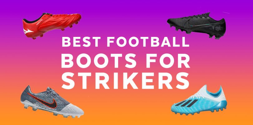 5 best football boots for strikers