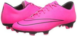 Pink Football Boots - The best pink
